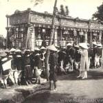 Hình ảnh lễ tang vua Khải Định