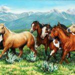 Tây Sơn ngũ thần mã, vó ngựa tung trời